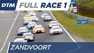 DTM Zandvoort 2016 - Rennen 1 - Re-Live (Deutsch)