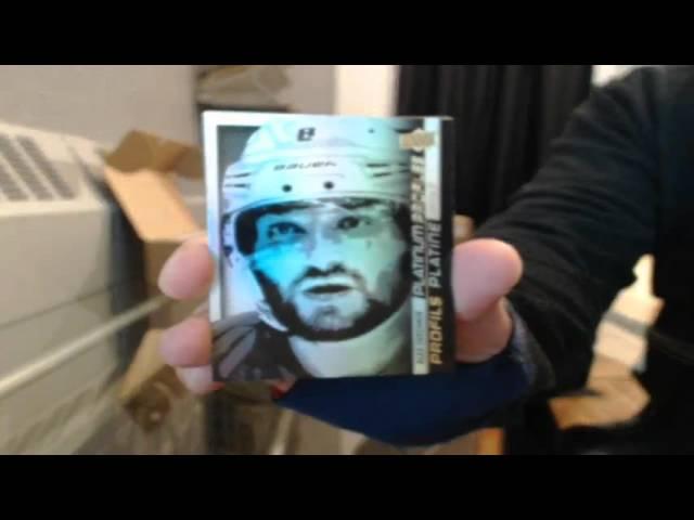 Tim Hortons Hockey 100 Pack Box Break #1