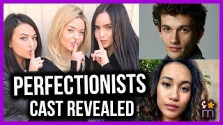 Pretty Little Liars: The Perfectionists Full Cast Announced (PLL Spin-Off)