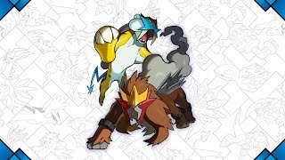 UK: Make way for Entei and Raikou in April
