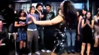 الراقصة شمس - فيلم ابقى قابلني - الرقصة الأولى
