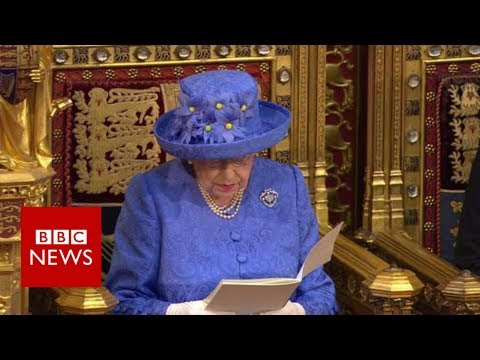 LIVE State Opening of Parliament The Queen s speech BBC NEWS