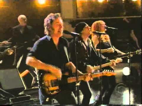 Bruce Springsteen  The Rising   Live performance (2001)