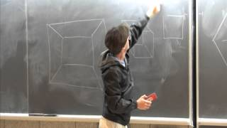 Math Mornings at Yale: Higher Dimensional Space and the Things In It