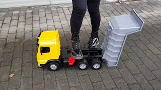 Toy Truck crush