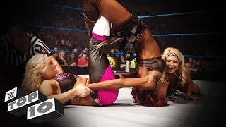 Devious Diva Moments: WWE Top 10