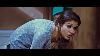 Nayanthara hot bathing & Cleavage scene