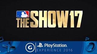 MLB The Show 17 - PSX 2016 Retro Mode Reveal Trailer