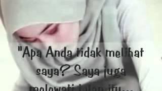 motivasi Islam kisah nyata menyentuh hati Allah masih mendengar do'aku11