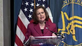 Mary Giliberti, ISMICC non-federal member remarks