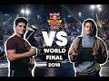 Lil Zoo (AUT) vs. Luigi (USA)   Final   Red Bull BC One World Final 2018