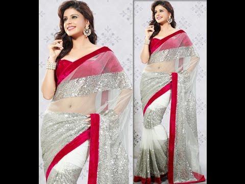 Indian Saree Blouse Designs 2015