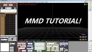 MMD Tutorial: How to Make Movies, Motion Data, Pose Data, and More!