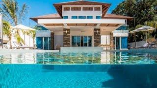 Luxus Villen mit eigenen Privatstrand