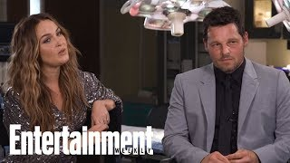 Camilla Luddington On Being Anxious With Matthew Morrison On 'Grey's Anatomy' | Entertainment Weekly