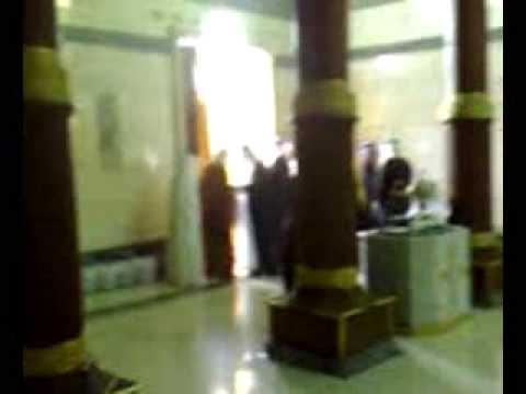 Inside the Kabah