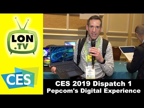CES 2019 Dispatch 1 Lots of Cool Gadgets at Pepcom s Digital Experience