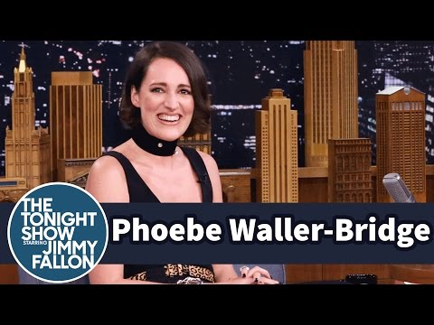 Phoebe Waller Bridge Would Fight a Horse Sized Duck