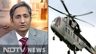 AugustaWestland deal: Ravish Kumar's analysis of the scam