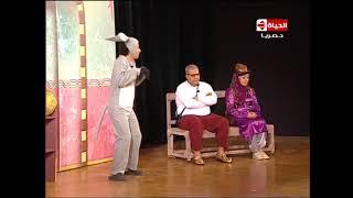 """تياترو مصر - حلقة الجمعة 15-1-2015 مسرحية """" 80 يوم حول العالم """" - Teatro Masr"""