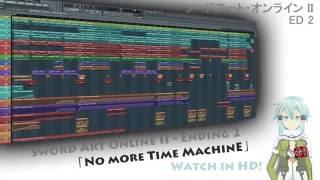 ★Sword Art Online II 「No More Time Machine」 ソードアート・オンライン II 「Orchestra」