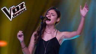 Mariana canta 'Héroe' | Audiciones a ciegas | La Voz Teens Colombia 2016