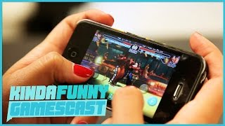 Why Mobile Games Suck - Kinda Funny Gamescast Ep. 90 (Pt. 4)