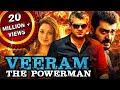 Veeram The Powerman (Veeram) Hindi Dubbed Full Movie | Ajith Kumar, Tamannaah