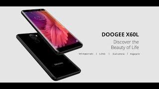 Vidéo de déballage (Unboxing) Doogee X60L