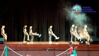 BMA Onam 2015 - Bollywood Dance Boys