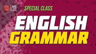 Special Class English Grammar
