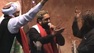 Qari Shahid Mahmood in green gate masjid oldham UK 26 january 2015 2