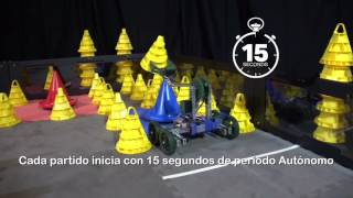 IN THE ZONE - 2017-2018 VEX Robotics Competition - Subtitulado al Español