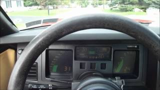 1987 Corvette Z51 with 4+3 trans quick drive