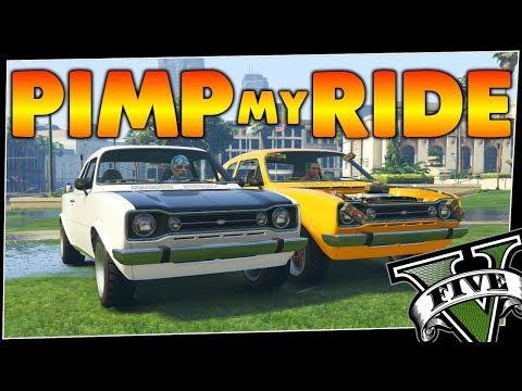 GTA 5 - Pimp My Ride #235 | VAPID RETINUE | NEW Car Customization Competition