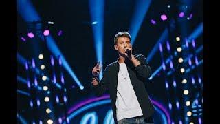 Victor Leksell sjunger Dum av dig i Idols kvalfinal - Idol Sverige (TV4)