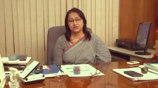 Falguni Hamid ,Chief Adviser of Dhrubotara - - Her statement