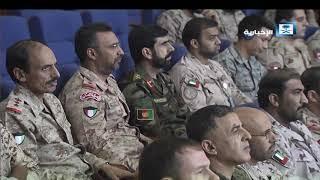 مؤتمر صحافي للتحالف العربي بمشاركة شيوخ وأعيان محافظة صعدة