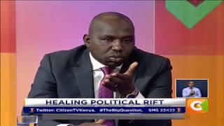 The Big Question | Healing Political Rift #TheBigQuestion