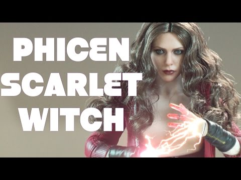 Xxx Mp4 ✔︎ Custom Phicen Hot Toys Scarlet Witch 1 6 Figure Age Of Ultron 3gp Sex