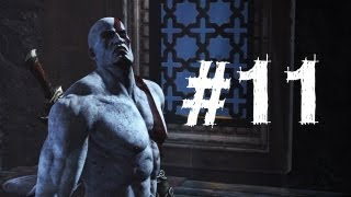 God of War Ascension Gameplay Walkthrough Part 11 - The Oracle's Chamber