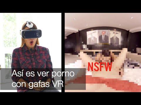 ¿Cómo es ver porno con gafas de Realidad Virtual NSFW