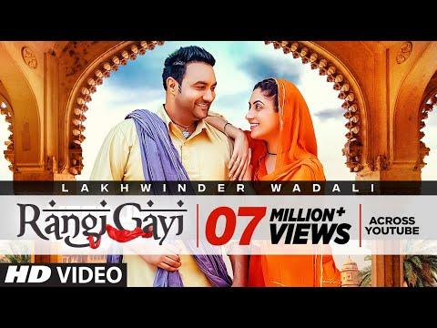 Xxx Mp4 Rangi Gayi Lakhwinder Wadali Full Song Aar Bee Parmod Sharma Rana Latest Punjabi Songs 2018 3gp Sex