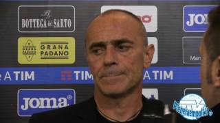 PianetaEmpoli.it | Palermo-Empoli 2-1 le parole di Martusciello