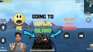I Found Enemy in Spawn Island What Happened Next PUBG