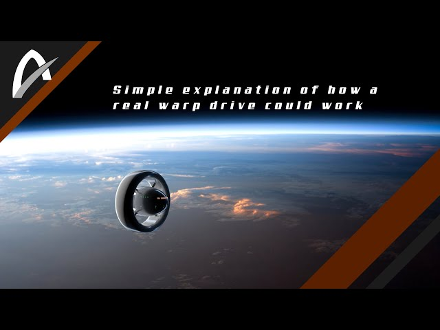 An explanation of the Alcubierre-White Warp Drive   AsteronX