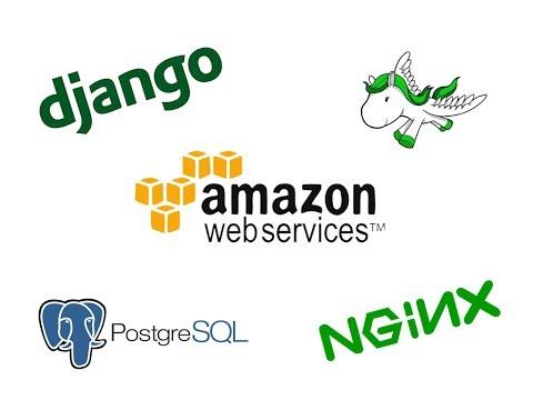 How To Set Up Django, Postgres, Gunicorn and Nginx on EC2 AWS Amazon