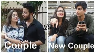 New couple Vs Other couple - What happens when a new couple try to copy other couple