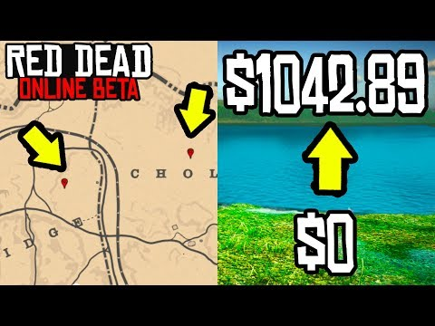 Xxx Mp4 THIS ONE SECRET WILL MAKE YOU 1000 In Red Dead Online RDR2 Online Money Making Guide 3gp Sex