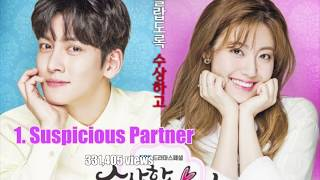 8 Most Popular Korean Drama Online This Week  | June 17, 2017